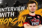 Интервью с Horcan'ом