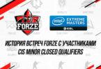 CIS Minor Closed Qualifier: разбор соперников
