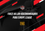 forZe на LAN-квалификациях PUBG Europe League