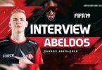 Интервью с ABELDOS о FIFA20, карьере футболиста и донатах!