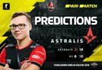 Предикшен на матч G2 vs Astralis от almazer'a