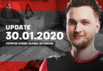 Мнение игроков об обновлении CS:GO от 30.01.2020