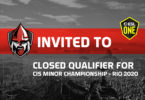 forZe приглашены на CIS Minor Championship – Rio 2020: Closed Qualifier