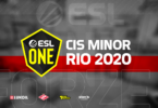 CIS Minor Championship Rio 2020: Closed Qualifier