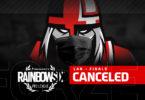 LAN-финалы Pro League по Rainbow 6 отменены
